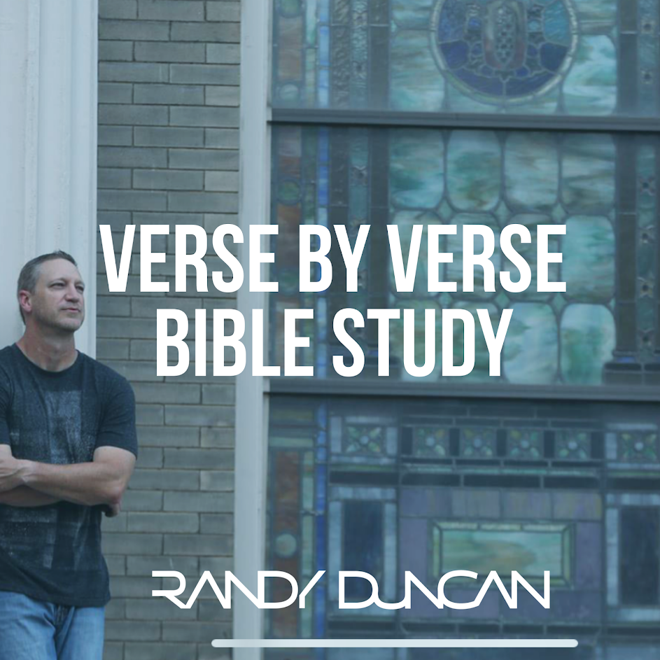 Randy Duncan Christian Speaker Knoxville TN | Encouraging Believers in Jesus Christ